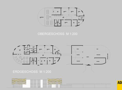 Entwurf ADAC Fahrsicherheitszentrum