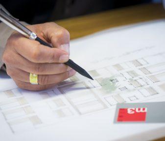Blick hinter die Kulissen des Architekturbüros