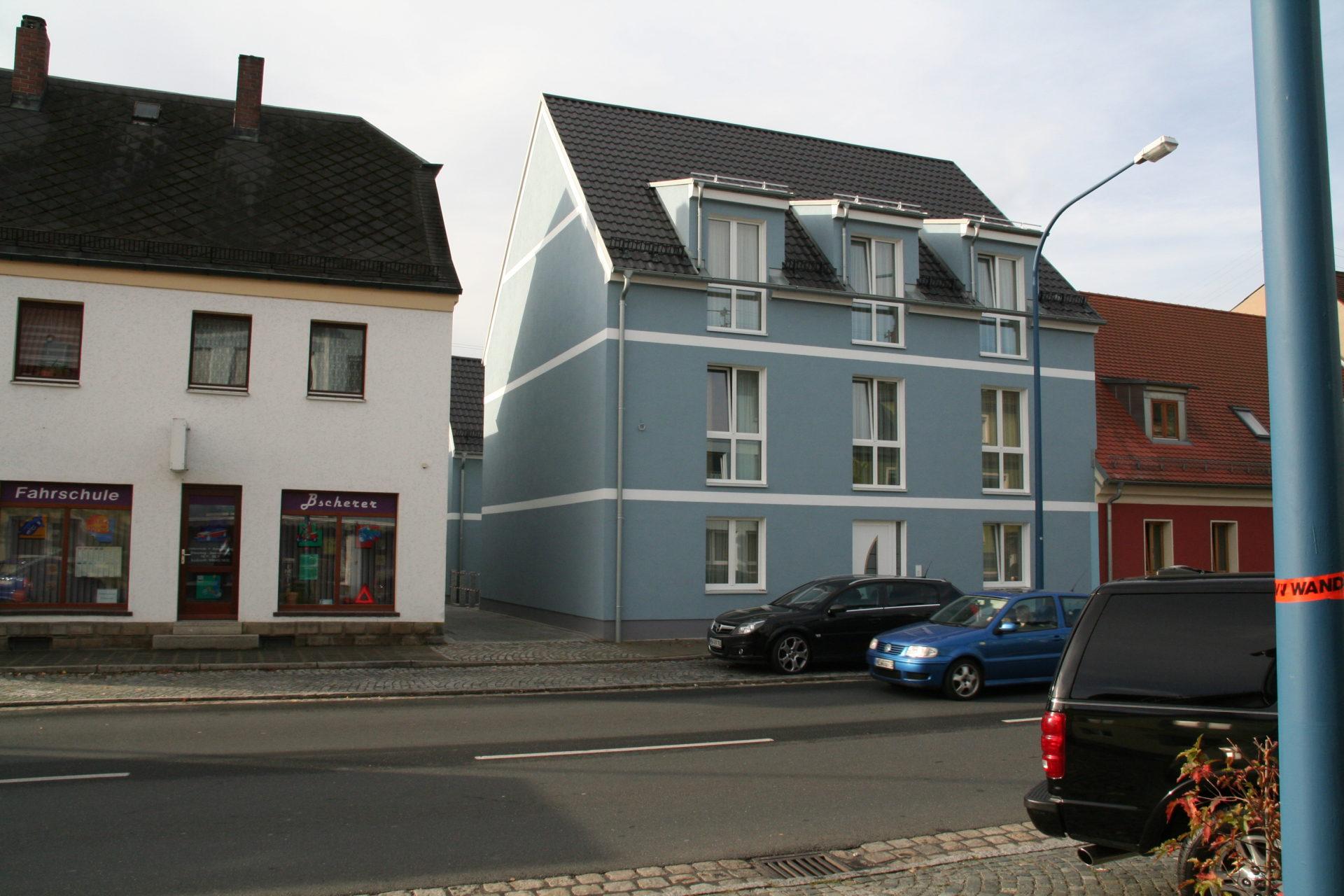Neubau eines Hotels