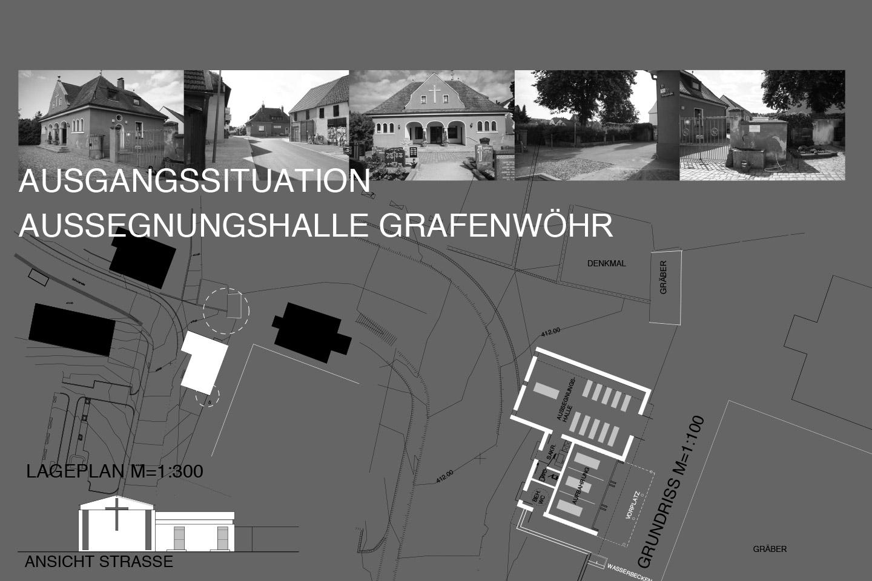 Aussegnungshalle Grafenwöhr
