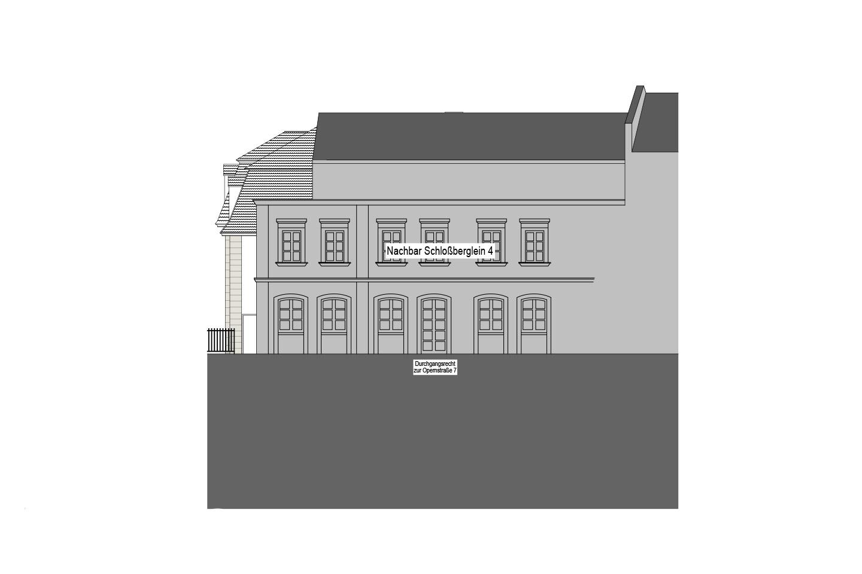 Umbau Geschäftsgebäude
